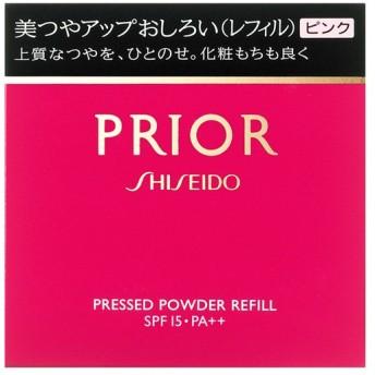 資生堂 プリオール 美つやアップおしろい (レフィル) ピンク 9.5g