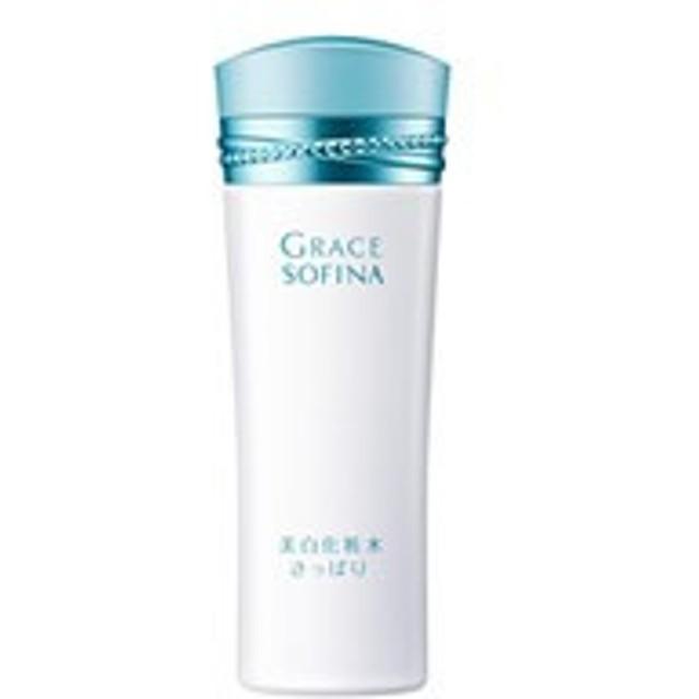 NEW グレイスソフィーナ 薬用 美白化粧水 さっぱり 140ml ( 花王 ソフィーナ / 化粧水 ) - 定形外送料無料 -