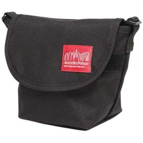 マンハッタンポーテージ(Manhattan Portage) ミニチュアコレクション ミニナイロンメッセンジャーバッグ Mini Nylon Messenger Bag Black MP7604 鞄 バック
