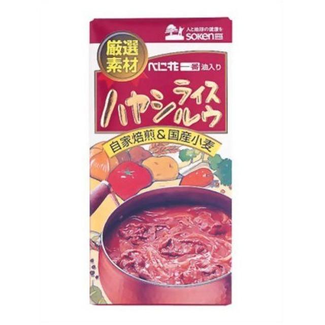 創健社 ハヤシライスルウ 115g