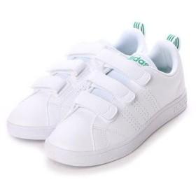 アディダス adidas VALCLEAN2 CMF (ホワイト/グリーン)