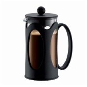 10682-01 ケニア コーヒーメーカー0.35L ブラック 【日本正規品】 10682-01