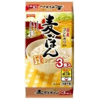 テーブルマーク 麦ごはん 3食(160g×3)