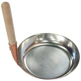銅 親子鍋 東型 16.5cm 代引不可