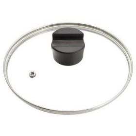 Bestco/ベストコ  クックエポ 強化ガラス蓋 18cm ND-5523 ND-5523