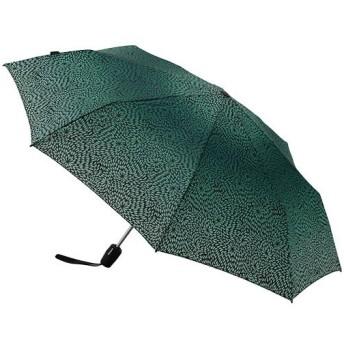 クニルプス(Knirps) 折りたたみ傘 自動開閉 Fiber T2 Duomatic Banquette Green AA-34721 アウトドア用品 雨具 アンブレラ 通勤通学 レイングッズ