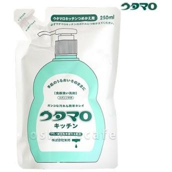 東邦 ウタマロキッチン 詰替250ml[レフィル/詰め替え/つめかえ用][台所用合成洗剤](TN097-2)