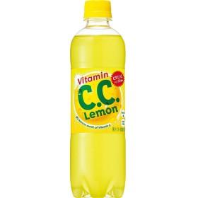 サントリー C.C.レモン 500ml×1ケース(24本)(024)