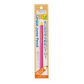KOKUYO/コクヨ  PS-C101P-1P キャンパスジュニアペンシル 1.3mm ピンク 個袋入り