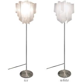 間接照明 スタンドライト フロアライト フロアランプI CLASSE(ディ クラッセ) Auro floor lamp LF4200 white・ice 送料無料