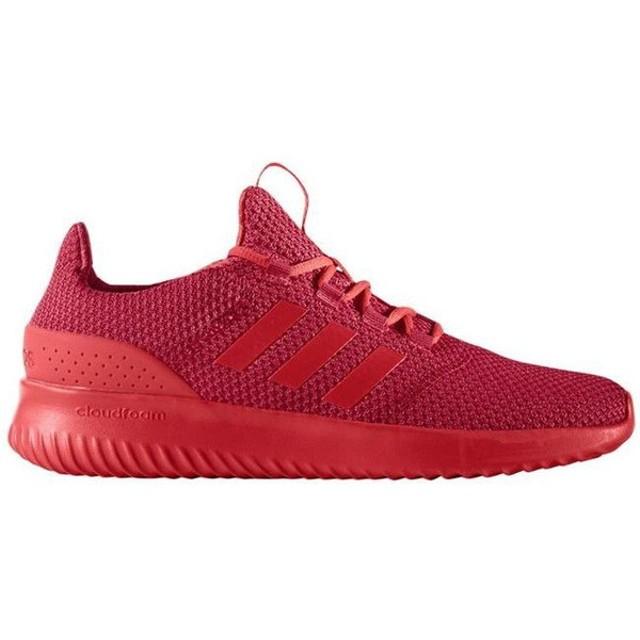 adidas アディダス adidas NEO CLOUDFOAM ULT BC0123 カラー スカーレット×コアレッド×カレッジエイトバーガンディ サイズ 275