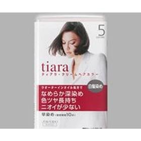 資生堂 ティアラクリームヘアカラー6やや濃い栗色 (医薬部外品)