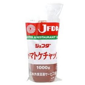 ジェフダ トマトケチャップ(チューブ) 1kg