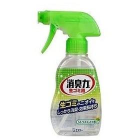 エステー 消臭力 生ゴミ用 スプレー 消臭剤 シトラスミントの香り 200ml