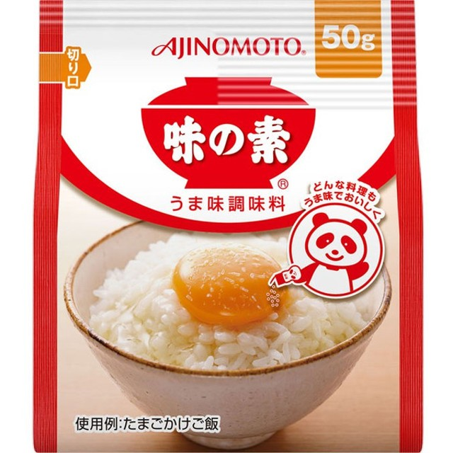 [味の素]うま味調味料 味の素 袋 50g