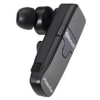 プリンストン 骨伝導機能搭載Bluetoothヘッドセット ブラック PTM-BEM8 ブラック Bluetooth(代引き不可)