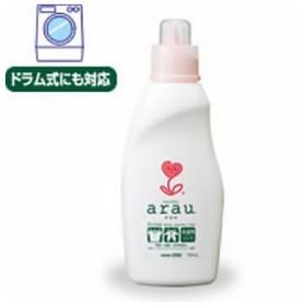 サラヤ arau(アラウ) 洗濯用リンス仕上げ 本体 720ml