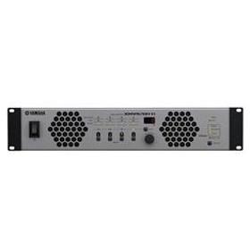 【在庫目安:お取り寄せ】ヤマハ  XMV4280D 4ch出力 ロー/ ハイインピーダンス 「Dante」ネットワーク対応 設備向けパワーアンプ