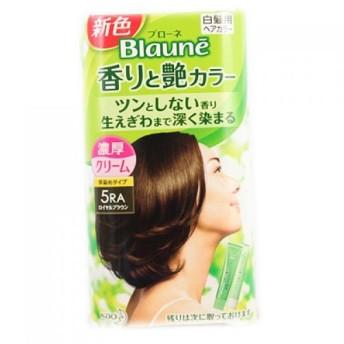 【医薬部外品】ブローネ香りと艶カラークリーム5RA  ロイヤルブラウン