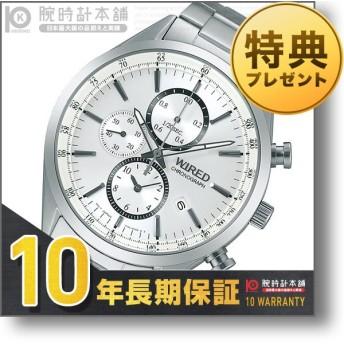 【5日店内最大31%戻ってくる!】 ワイアード セイコー WIRED SEIKO ニュースタンダード 10気圧防水  メンズ 腕時計 AGAV108