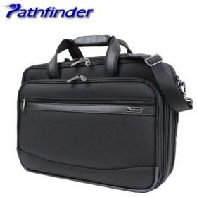 QUO&限定アイテムWプレゼント パスファインダー ビジネス ニューレボリューションXTシリーズ PF6805 PATHFINDER 2ウェイブリーフケース