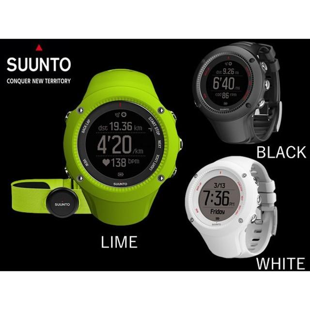 a1e2cd1e74 スント SUUNTO メンズ&レディース アンビット 3 ラン(HR) AMBIT3 RUN 腕時計 ウォッチ スポーツ