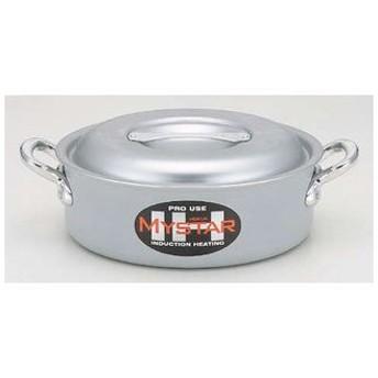 hokua/北陸アルミニウム  業務用マイスターIH 外輪鍋/36cm