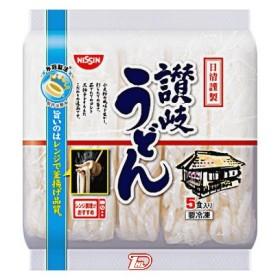 讃岐うどん 日清冷凍食品 180g 5食入×8個
