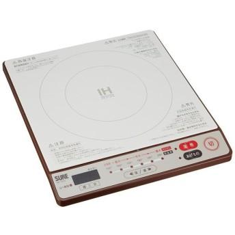 石崎電機製作所 IH調理器 SIH-14TU