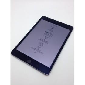 Wi-Fiモデル iPad mini4 16GB wifi グレイ MK6J2J/A Bランク【中古】 白ロム 本体【送料無料】【iPad】