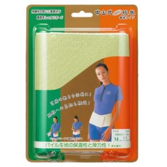 中山式産業 中山式胃腸腹巻 厚地 規格:M・若草 適用範囲 腰周り :70~90cm サイズ 全長 :95cm