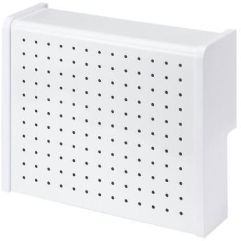 サンワサプライ ケーブル&タップ収納ボックス CB-BOXS5WN 代引不可