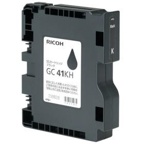 RICOH リコー SGカートリッジ ブラック GC41KH 純正品
