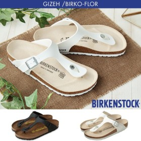 BIRKENSTOCK ビルケンシュトック サンダル GIZEH BIRKO-FLOR