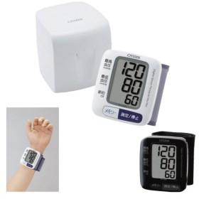 デジタル血圧計(手首式)【CH-650F】 ホワイト
