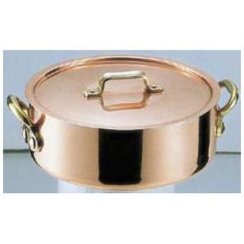 MARUSHIN/丸新銅器  SAエトール銅 外輪鍋/24cm