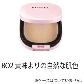 リンメル クイックパーフェクションコンパクト レフィル BO2 黄味よりの自然な肌色
