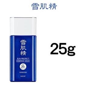 サンプロテクト エッセンス ミルク N SPF50+ / PA++++ 25g コーセー 雪肌精 取り寄せ商品 - 定形外送料無料 -