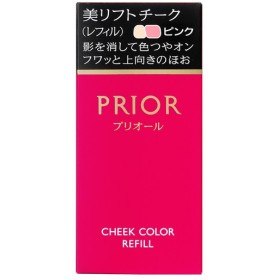 資生堂 プリオール 美リフトチーク レフィル ピンク 3.5g