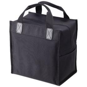 トルネ 保冷バッグ クールレジャーバッグ ボックス BK エコバッグ P-3232