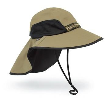 Sunday Afternoons サンデイアフタヌーン アドベンチャーハット/サンド/M S2A01001 男女兼用 ベージュ サマータイプ(夏用) ハット つば広帽子 財布