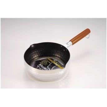 パール金属 マーブルミラー 内面4層 マーブル加工 アルミ 行平鍋 20cm H-6452