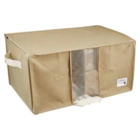 東和産業 出し入れ簡単 がばっと収納袋 Mサイズ 48×32×24cm 85679