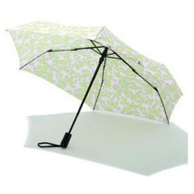 SCS/エスシーエス  折りたたみ傘 自動開閉 リボン