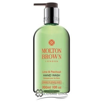 モルトンブラウン MOLTON BROWN ライム&パチョリ ハンドウォッシュ 300ml (042644)