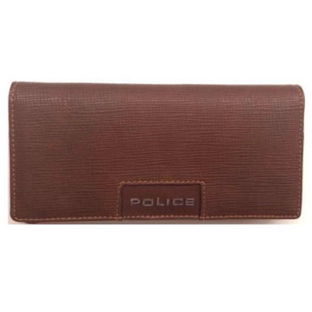 POLICE(ポリス) ADVANCE 長財布 キャメル PA-58203-25【並行輸入品】【メール便不可】