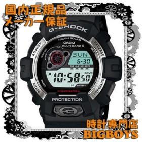 国内正規品 CASIO G-SHOCK カシオ Gショック 電波ソーラー ブラック メンズ腕時計 GW-8900-1JF