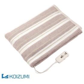 電気掛敷毛布 KDK-7556T コイズミ