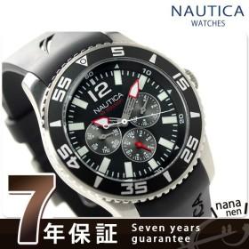 15日はさらに+9倍で最大ポイント21倍! ノーティカ NST 07 マルチファンクション メンズ 腕時計 A12022G