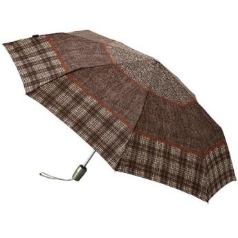 クニルプス(Knirps) 折りたたみ傘 自動開閉 Fiber T2 Duomatic Country Garnet AA-34725 アウトドア用品 雨具 アンブレラ 通勤通学 レイングッズ